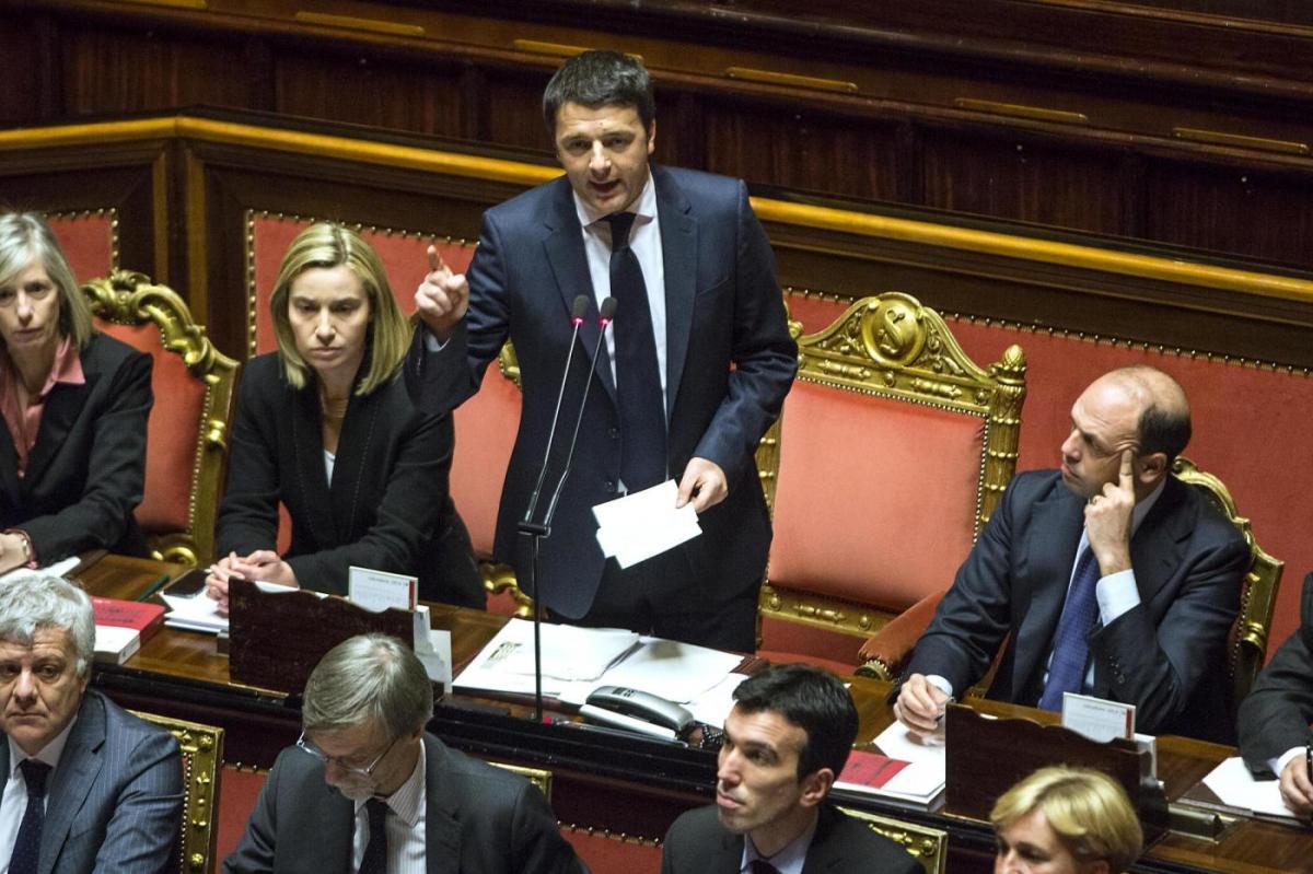 """Decreto Dignità, Renzi: """"Noi siamo partiti con 80 euro in più, loro con 80mila posti di lavoro in meno"""""""