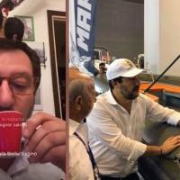 Salvini è ricchissimo, ma continua la farsa del povero leghista costretto a vivere in un misero monolocale